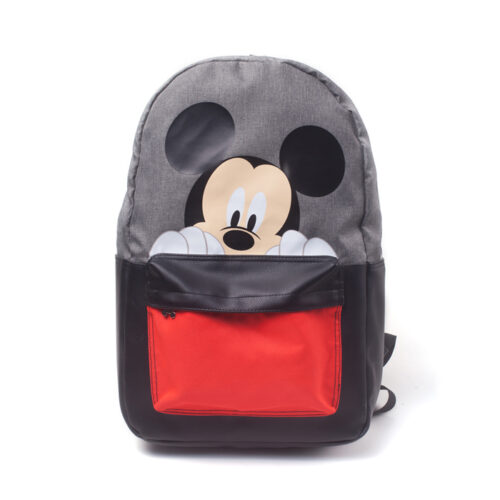 Disney Mickey Mouse Placement Printed Backpack