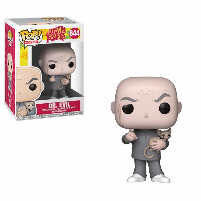 Dr Evil Funko Pop