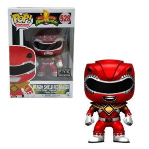 Dragon Shield Red Ranger Funko Pop