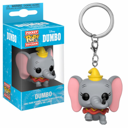 Dumbo Pocket Pop Keychain