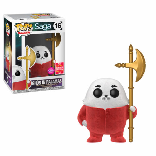 Ghus in Pajamas SDCC Funko Pop