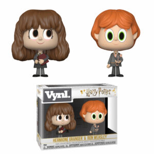 Hermione Granger & Ron Weasley Vynl 2-pack