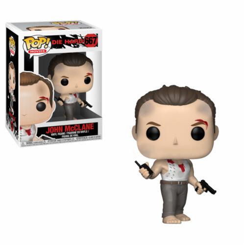 John McClane Funko Pop