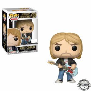 Kurt Cobain Live and Loud Exclusive Funko Pop