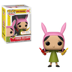 Louise Belcher With Condiments Funko Pop