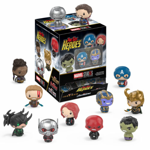 Marvel Studios 10 Pint Size Heroes