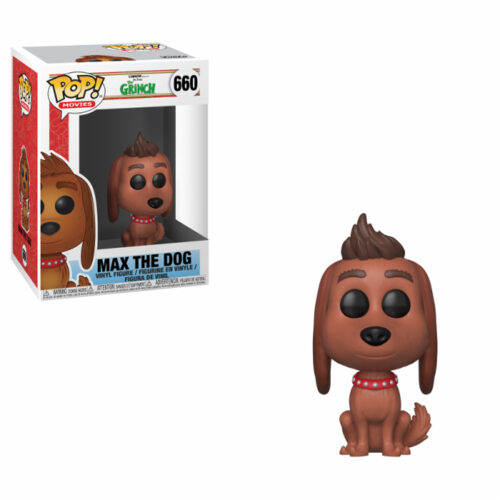 Max the Dog Funko Pop