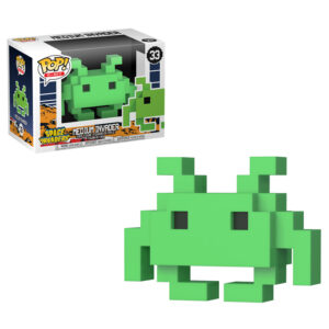 Medium Invader 8-Bit Funko Pop