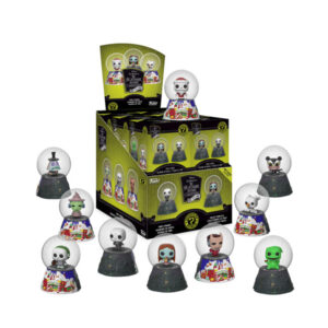 Nightmare Before Christmas Mystery Mini Water globes