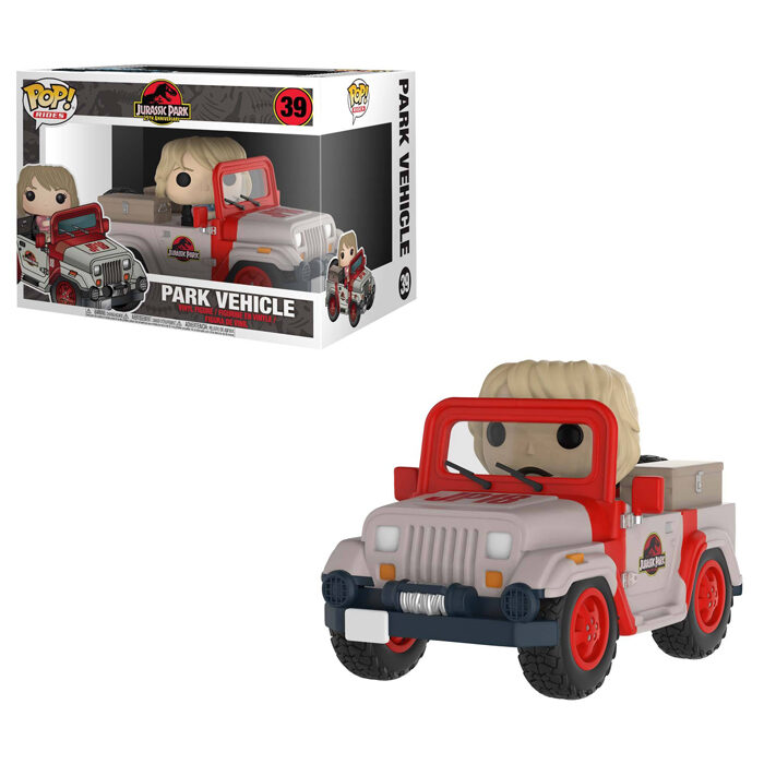 Park Vehicle Funko Pop Rides