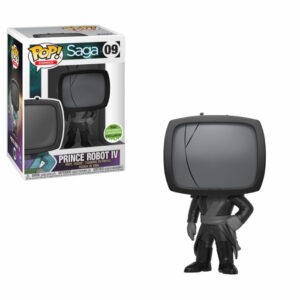 Prince Robot IV Mourning ECCC Funko Pop
