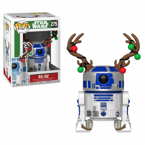 R2-D2 with Antlers Funko Pop