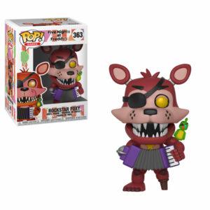 Rockstar Foxy Funko Pop