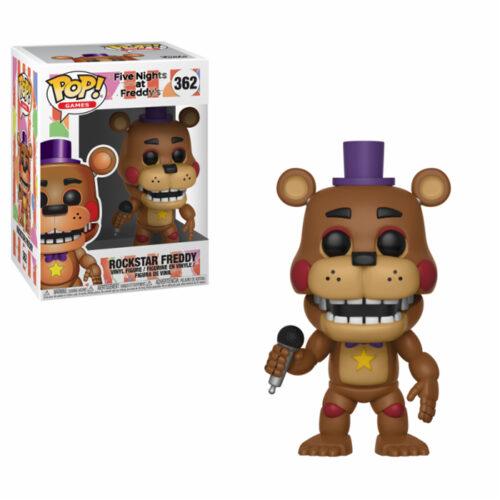 Rockstar Freddy Funko Pop