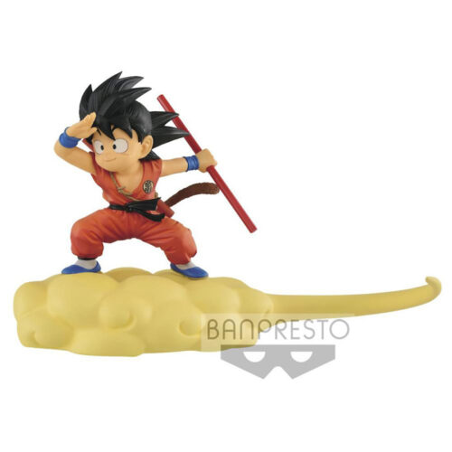 Son Goku & Flying Nimbus Banpresto Figure