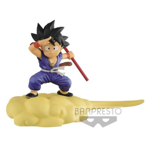 Son Goku & Flying Nimbus Special Color Banpresto Figure