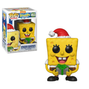 Spongebob Squarepants Holiday Funko Pop