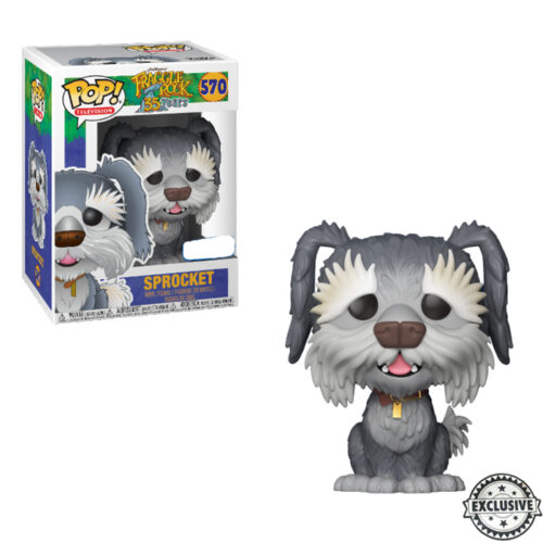 Sprocket Exclusive Funko Pop