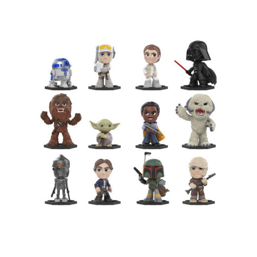 Star Wars The Empire Strikes Back Mystery Mini