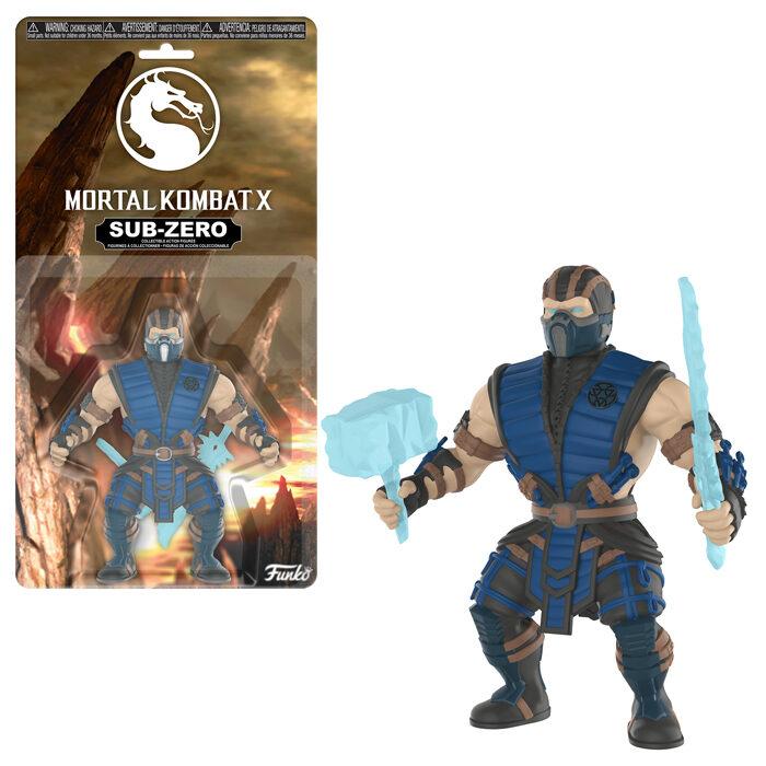 Sub-Zero Funko Action Figure