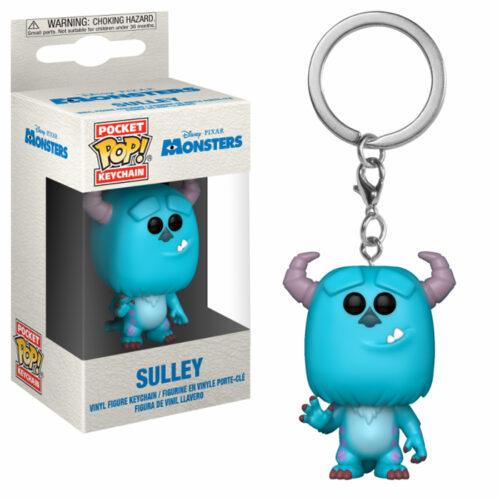 Sully Pocket Pop Keychain