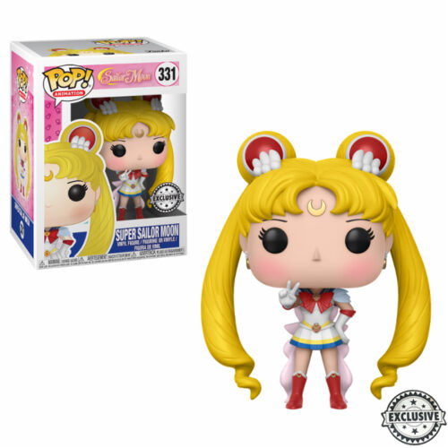 Super Saillor Moon Funko Pop