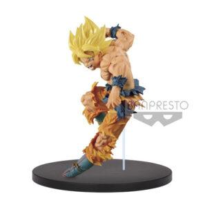 Super Saiyan Son Goku Figure Banpresto Match Makers
