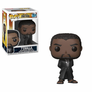 T'Challa Black Robe Funko Pop