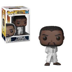 T'Challa White Robe Funko Pop