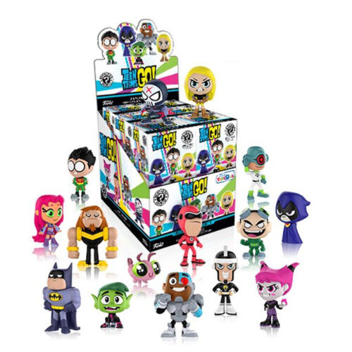 Teen Titans Go! Exclusive Mystery Mini