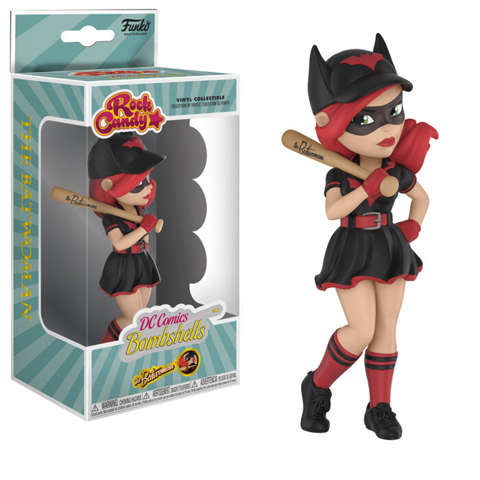 The Batwoman Bombshells Rock Candy