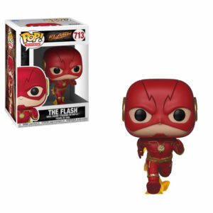 The Flash Running Funko Pop