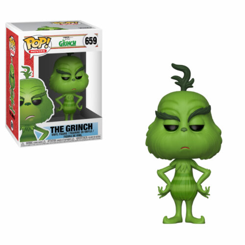 The Grinch Funko Pop