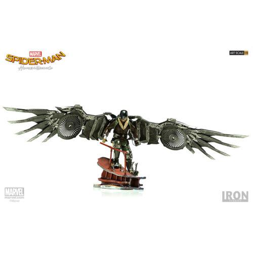 Vulture Statue Iron Studios