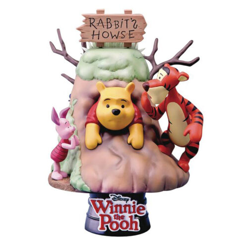 Winnie the Pooh Diorama Beast Kingdom