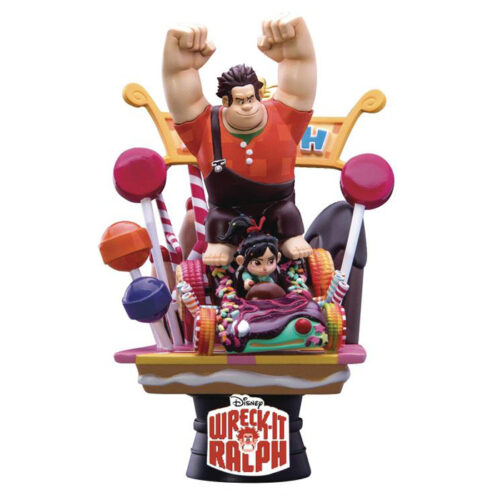 Wreck-It Ralph Diorama Beast Kingdom