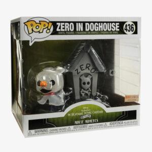 Zero in Doghouse Movie Moment