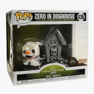 Zero in Doghouse Movie Moment Glow in the Dark Chase