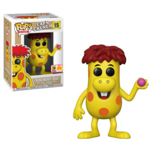 crunchberry beast SDCC Funko Pop