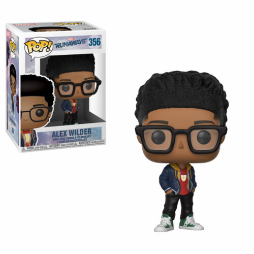 Alex Wilder Funko Pop