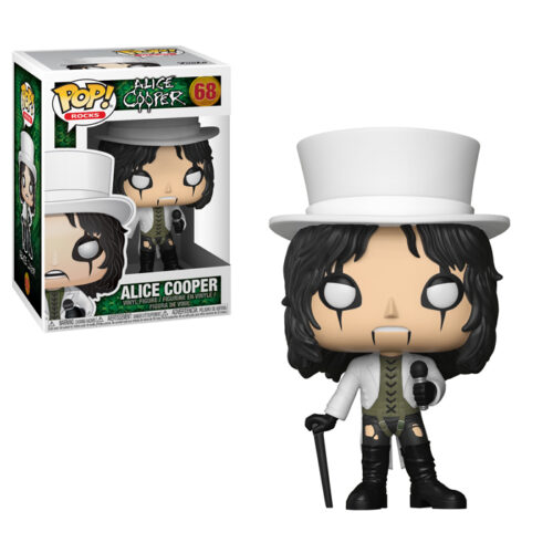 Alice Cooper Rocks Funko Pop