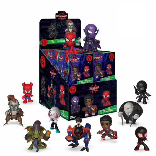 Animated Spider-Man Mystery Minis