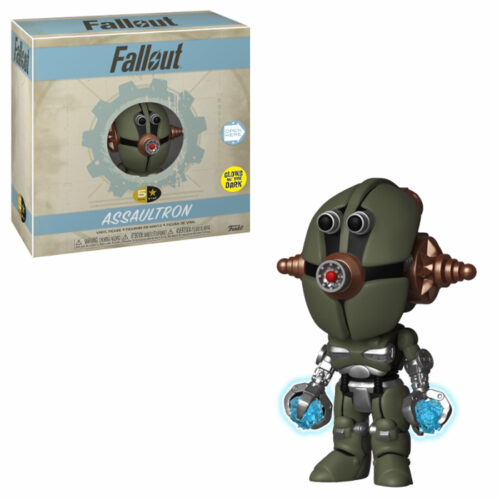 Assaultron 5 Star Funko