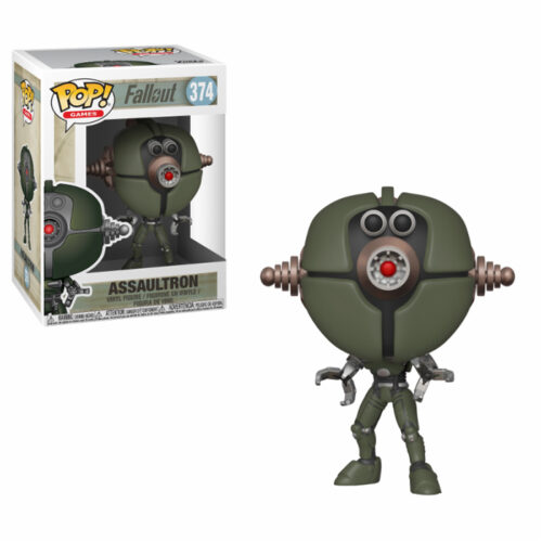 Assaultron Funko Pop