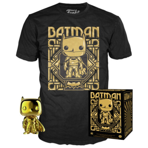 Batman Gold Collectors Box
