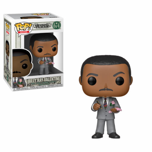 Billy Ray Valentine Funko Pop