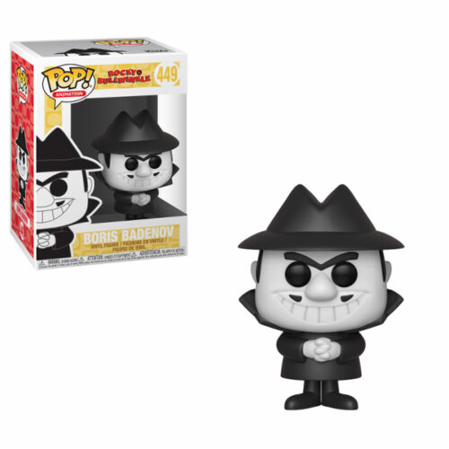 Boris Badenov Funko Pop