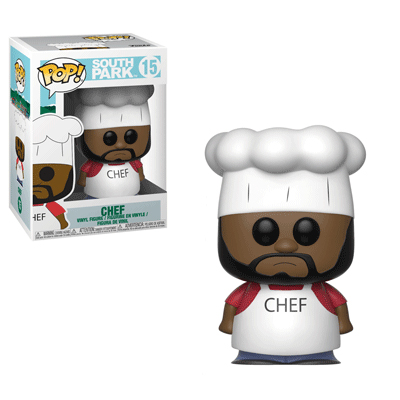 Chef south park funko pop