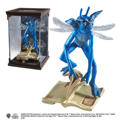 Cornish Pixie Magical Creatures Noble Collection