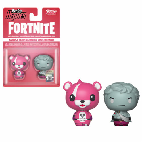 Cuddle Team Leader & Love Ranger Pint Size Heroes Fortnite Funko